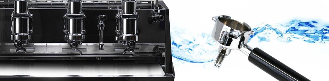 Wie reinigt man eine Handhebel-Kaffeemaschine