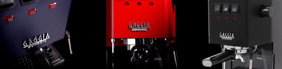 New Gaggia Classic