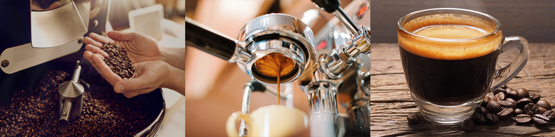 So entlocken Sie dem Kaffee sein Aroma