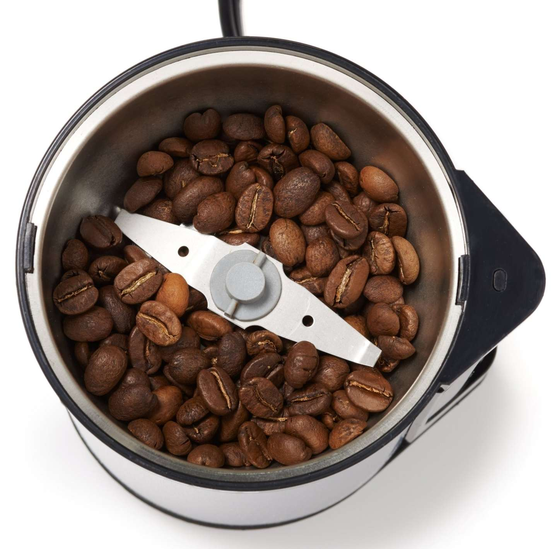 Kaffeemühle mit Klingen