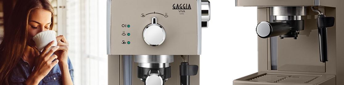 manuellen Kaffeemaschinen