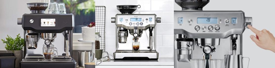Sage The Oracle Kaffeemaschine
