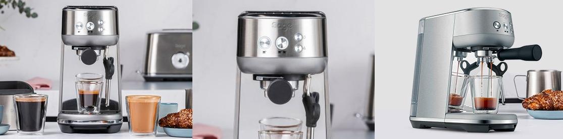 Espresso-Kaffeemaschine Bambino