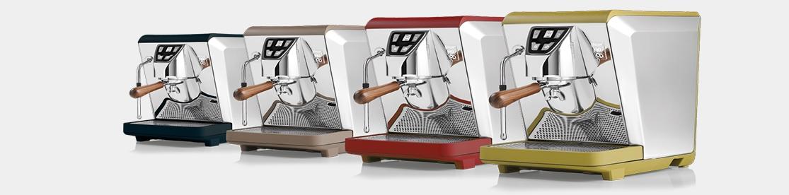 Nuova Simonelli bringt das neue Oscar Mood-Modell auf den Markt